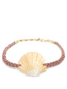 Ariel shell belt | Rebecca de Ravenel | MATCHESFASHION.COM UK