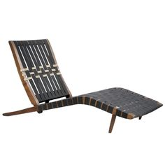 Early Long Chair by George Nakashima - this is very pricey, but could be really great for gazing at the tree.