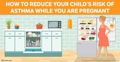Ensuring proper levels of omega-3 and vitamin D during pregnancy may help reduce the potential your child will suffer from asthma or persistent wheezing.