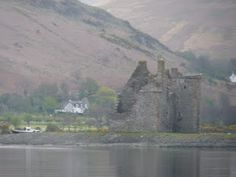 Firth of Clyde..Homeland of the Chief of the Ferguson Clan.