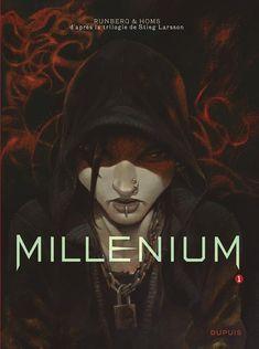 Livres - Millenium Tome I, Homs et Runberg David Fincher, Stieg Larsson Millenium, Hilario, Book Writer, Thriller, Books To Read, Audiobooks, Novels, Ebooks