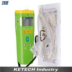 TES-1372R Digital CO Meter/ Carbon Monoxide Meter / Portable CO Gas Detector 0-999 ppm