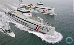 DefesaNet - Naval - Trinidad e Tobago contrata a Damen para o fornecimento de uma frota de navios de patrulha costeira