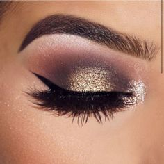 """LOVE @giannafiorenze wearing shadows from the Too Faced Stardust✨ Palette #vegasnay4toofaced Millennial, Girl's Night & Double Tap in the crease Golden Nugget on the center lid with Sin City on the inner & outer lid Double Tap & Golden Nugget on lower lash line #selfie on Brow bone LASHES #vegasnaylashes by @eylureofficial in """"Grand Glamor"""" ⭐️Vegas Nay Collection by @toofaced exclusively at ulta.com and in @ultabeauty stores.) #stardustpalette #ultabeauty #toofaced #vegas_nay"""