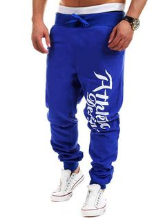 Men's Fashion Sport Joggers Pants