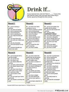 90 Methods Of Bachlorette Party Games Domination Bachlorette Party, Bachelorette Party Games, Sleepover Party, Slumber Parties, Sleepover Games, Free Bridal Shower Games, Wedding Shower Games, Wedding Games, Bridal Showers
