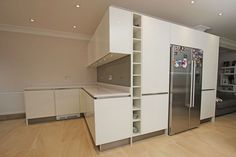 36  Awesome Kitchen Ideas With Integrated Refrigerator - Page 5 of 38