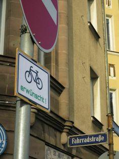 Bündnis Radfairkehr Nürnberg www.radfairkehr.de