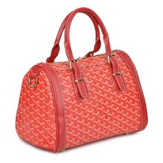 Amazing Goyard Tote Handbags 1126 Red Cheap  2cbdb30b64837