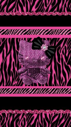 Wallpaper iphone girly glitter hello kitty 55 Ideas for 2019 Bow Wallpaper, Animal Print Wallpaper, Disney Wallpaper, Hello Kitty Cartoon, Hello Kitty Art, Hello Kitty Iphone Wallpaper, Hello Kitty Backgrounds, Goodbye Kitty, Hello Kitty Christmas