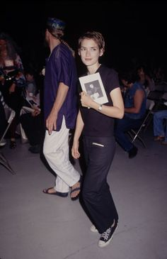 12 Reasons Why Winona Ryder Ruled '90s Fashion                                                                                                                                                     More