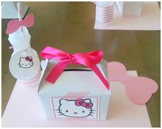 Hello Kitty Party Decorations #GirlsBirthdayPartyIdeas #HelloKittyBirthdayParty #HelloKitty