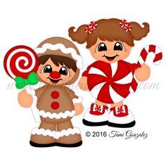 Christmas Play - Gingerbread N Peppermint