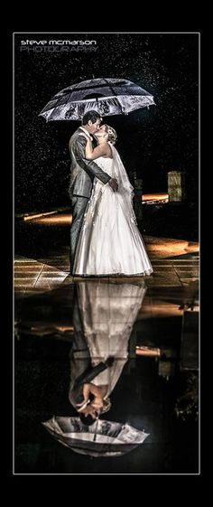 Rain on Your Wedding Day!