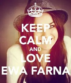 Ewa Farna Keep calm