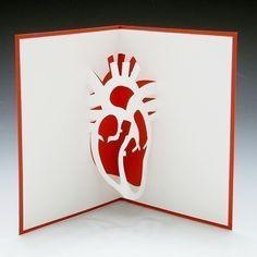 My Heart Belongs To You Pop-Up Card