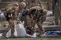 Afghanistan War Casualties | Civilian casualties hit record levels