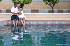 Engagement photo session at the pool. Social Events, Couple Shoot, Love People, Engagement Shoots, Couple Photography, Photo Sessions, Couples, Engagement Photos, Engagement Pics