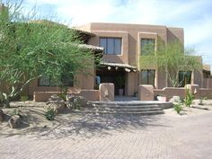 Casa de vista: magnificent property - just remodeled - rare scottsdale gem - 5 acres in prestigious ladera vista gated community (near troon) with 10k sqft of quality construction, ~7,200 sqft main...