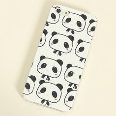 Buy 'Cuteberry – Panda-Print iPhone 4/4S/5 Case' with Free International Shipping at YesStyle.com. Browse and shop for thousands of Asian fashion items from China and more!