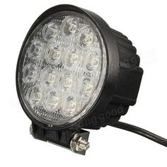 Outdoor Lighting Floodlights Lovely Free Shipping 42w 7 Inch Led Work Light Bar 14 X 3w Led Chip Flood Spot Beam Spotlight Offroad Light Bar Fit Atv Outdoor Light Complete In Specifications