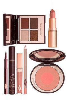 "for the perfect Fall look try the ""Dolce Vita"" set from Charlotte Tilbury"