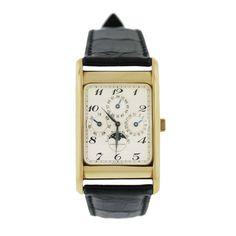 Audemars Piguet Quantieme Perpetual 18k Yellow Gold Watch