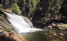 Get Out of Town: Swimming Holes - Sacramento Magazine - July 2011 - Sacramento, California