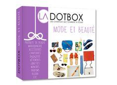 La DOTBOX Mode et Beauté http://www.ladotbox.com/coffret-cadeau-mode-et-beaute/13-coffret-cadeau-sur-la-mode-accessoires-et-beaute.html