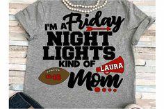 Cheer Mom Shirts, Sports Mom Shirts, Football Mom Shirts, Team Shirts, Vinyl Shirts, Football Tshirt Designs, Football Stuff, Football Iron On, Football Cheer