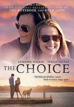 In this romantic drama adapted from the novel of the same name by Nicholas Sparks, medical student Gabby (Teresa Palmer) moves next door to a charming womanizer named Travis (Benjamin Walker) in North