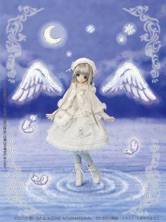 えっくす☆きゅーと11th series:Otogi no kuni/Swan Lake Raili(ライリ)