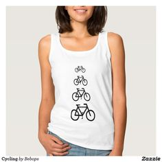 96d44fc26c3e11 Cycling Basic Tank Top Paris Fashion