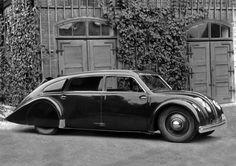 Tatra T77 - 1934