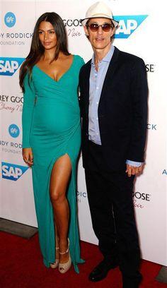 Matthew McConaughey, Camila Alves Name Newborn Son Livingston | Gallery | Wonderwall