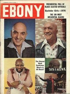 Ebony May 1976