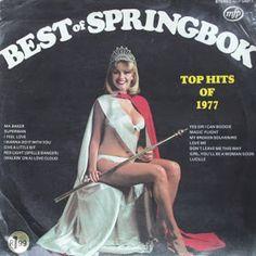 Springbok: Springbok Hit Parade Best Of / Top Hits Single Women, Album Covers, Vinyl Records, Lp, South Africa, Woman, Store, Sexy, Single Ladies