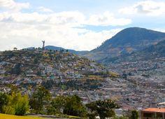 Itchimbia vista al Panecillo