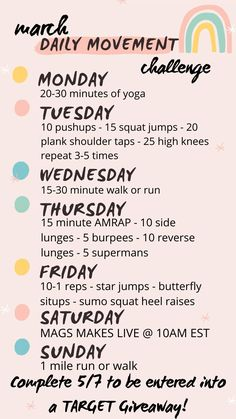 Weight Loss Workout Plan, At Home Workout Plan, Daily Workout Plans, Workout Schedule, Month Workout Challenge, 30 Day Fitness Challenge, Health Challenge, Fitness Tips, Fitness Motivation