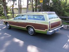 1973 Ford LTD Country Squire Wagon Edition, 36k. Orig miles, Original Optional 429 Big Block V8 w/4 Barrel carburetor.