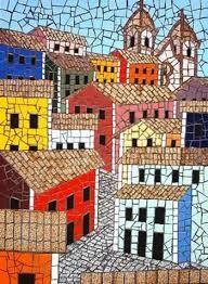 Resultado de imagem para desenho mosaico geometrico