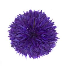 Purple Juju Headdress