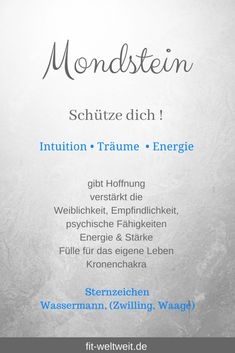 13 gems and their meaning (healing, use and effect)- 13 Edelsteine und ihre Bedeutung (Heilung, Gebrauch und Wirkung) and of the - Jewelry Branding, Healing Stones, Crystal Healing, Chakra, Jewelry Editorial, Moonstone Jewelry, Are You Happy, Meant To Be, Septum