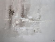 "Saatchi Online Artist: Oliver James Watt; Acrylic 2013 Painting ""With grace"""