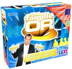 Le jeu officiel d'une famille en or! www.jeuxdujardin.fr #unefamilleenor #emission #tf1 #tf1games #dujardin #Dechavanne #jeu #fun #play