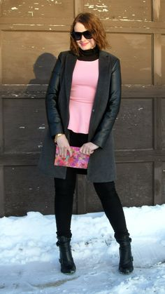 The Fashion Worshiper: Powder Pink