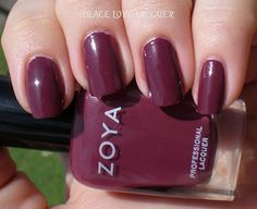 @Zoya Nail Polish Toni