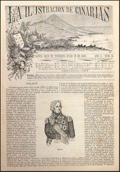 La Ilustración de Canarias. 31 de julio de 1882. Año I Núm. 2