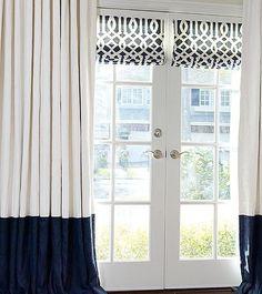 Custom Fabric Roman Shades up to 50 wide X by CustomDraperyDreams