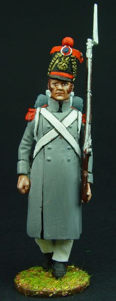 NP 136 FRENCH LINE GRENADIER PRIVATE 1 1815 Lead Soldiers, Toy Soldiers, Empire, Napoleonic Wars, Reggio, Military History, Troops, Canada Goose Jackets, Arms